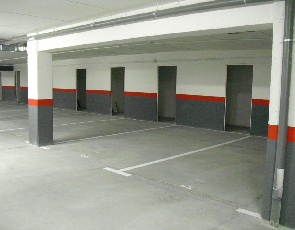 limpieza de garajes